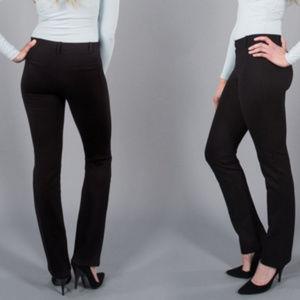 Dress Pant Yoga Pants Straight-Leg • Classic XL